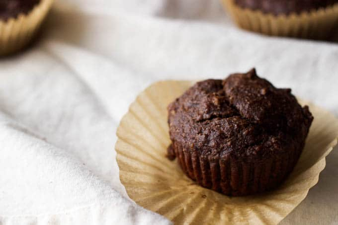Chocolate banana bread muffins with chia seeds gluten free chocolate banana bread muffins with chia seeds gluten free saltedplains forumfinder Images
