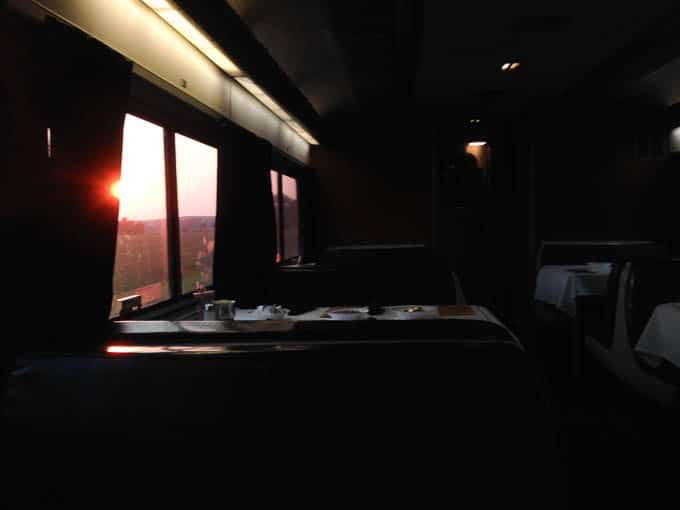 Travel by train to Santa Fe, NM | saltedplains.com