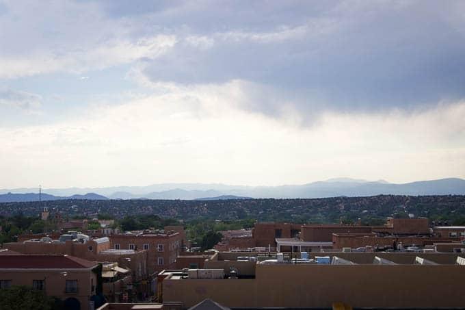 Travel by train to Santa Fe | saltedplains.com