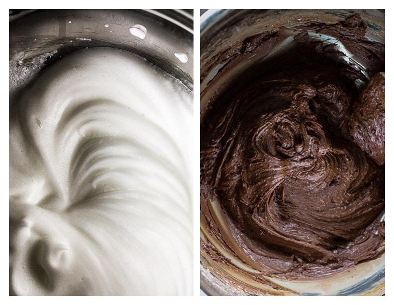 Gluten-free Dark Chocolate Crinkle Cookies