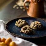 Healthy and nutritious kumquat buckwheat breakfast cookies. #glutenfree #vegan | saltedplains.com