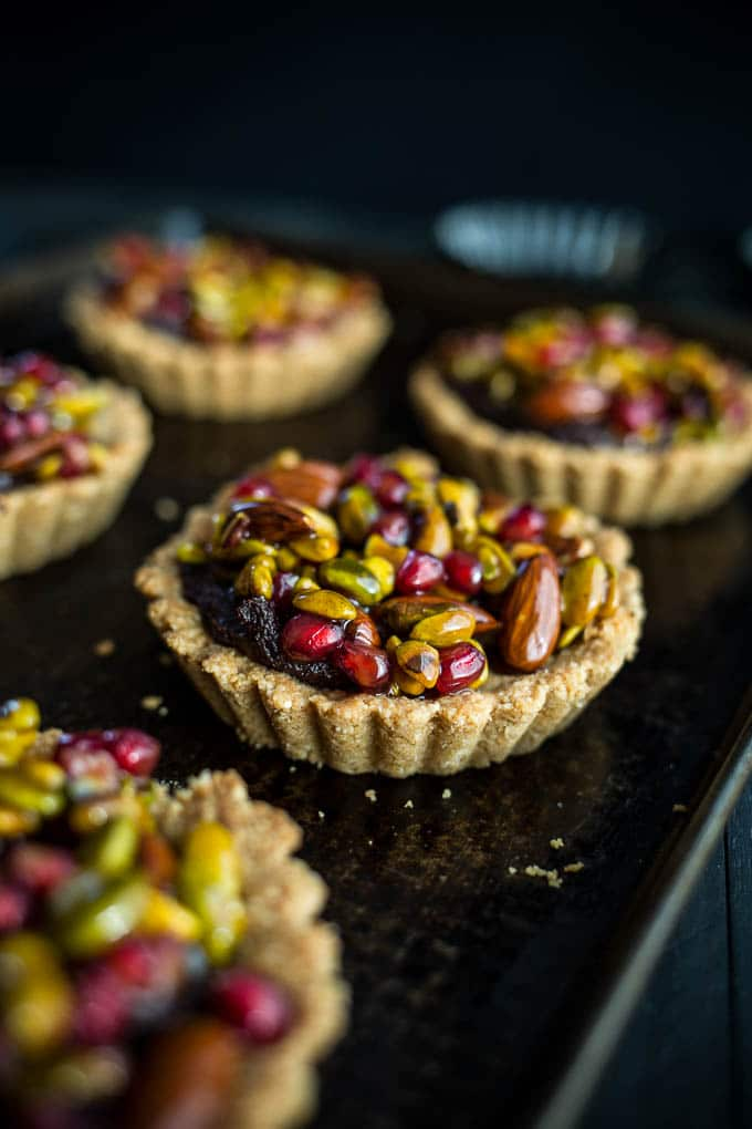 this recipe is versatile use the tart pans or non tart pans that you ...