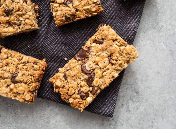 Healthy granola bar recipe no honey
