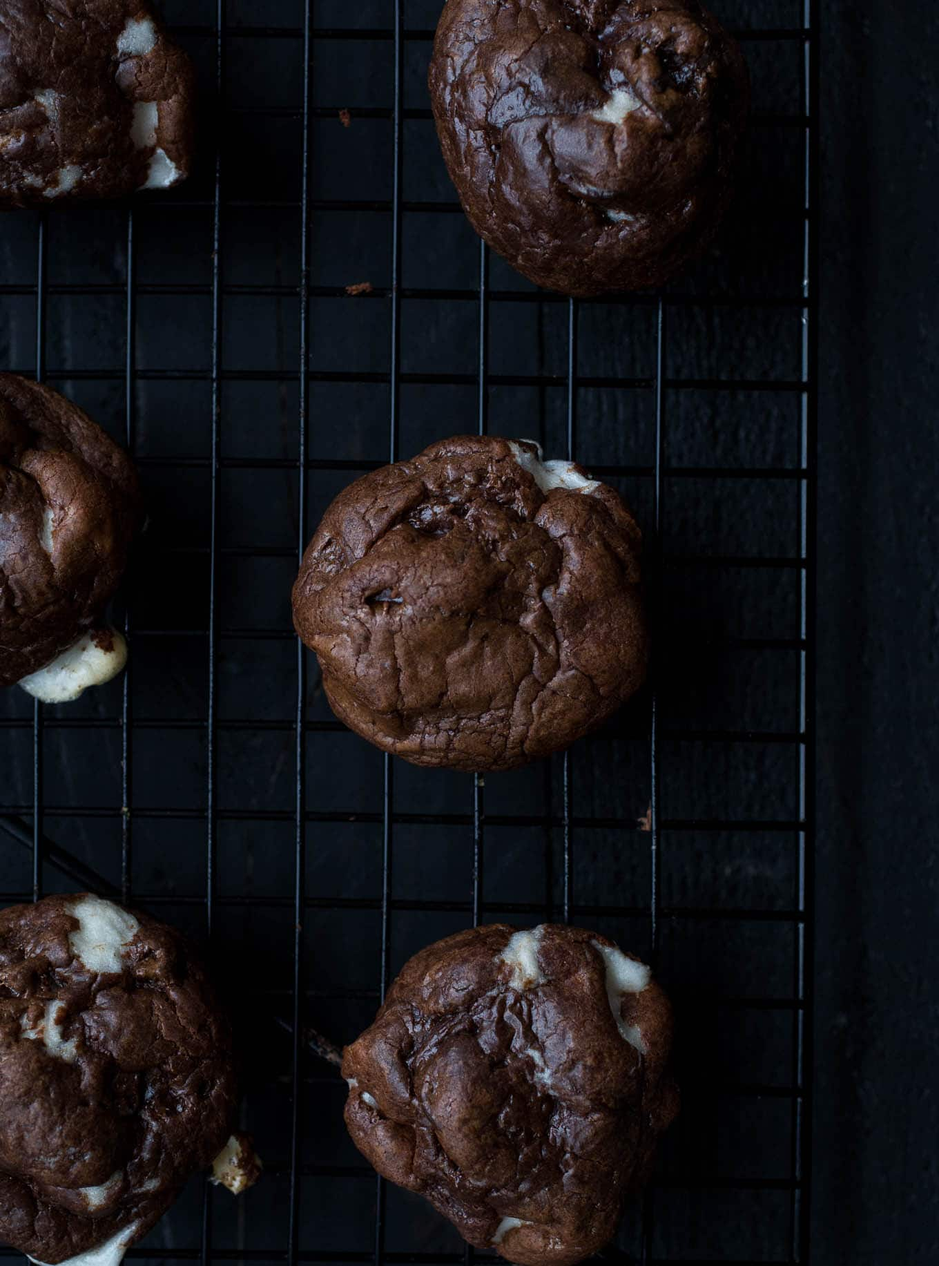 Gluten-Free Mexican Hot Chocolate Cookies | saltedplains.com