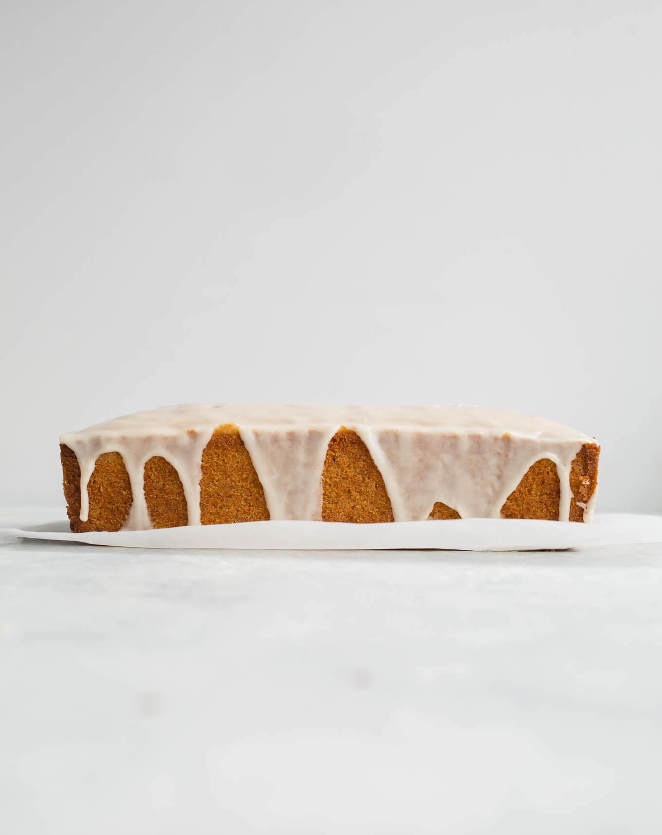 Gluten Free Vanilla Cake With Rice Flour