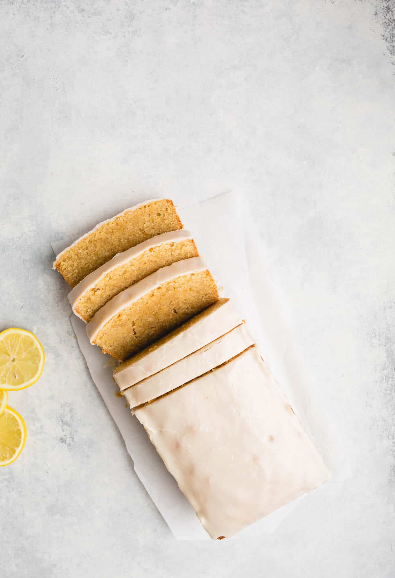 Almond Lemon Cake Dairy Free