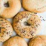 Gluten-Free Bagels (Vegan)