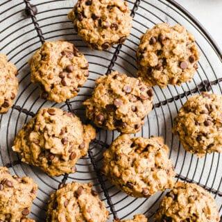 Gluten-Free Cowboy Cookies