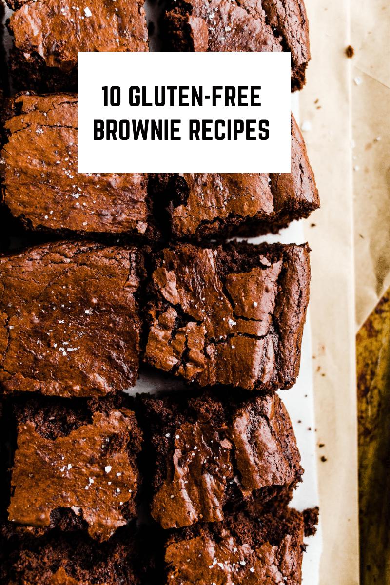 10 gluten-free brownie recipes