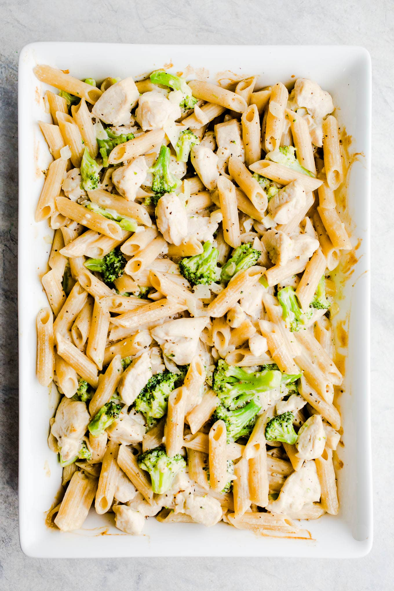 dairy-free chicken broccoli Alfredo bake