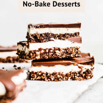 layered chocolate bars